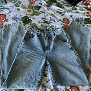 Feanna Light Wash Jeans